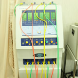 最新型EMS治療器